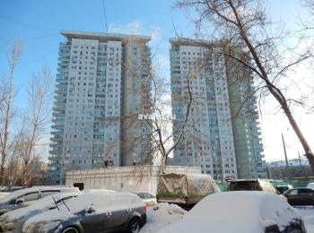 Новостройка ЖК на ул. Инициативная23